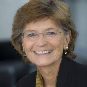 Regionalbischöfin Susanne Breit-Keßler, die Schirmfrau der Stiftung