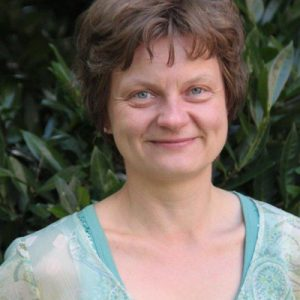 Pfarrerin Heike Davidson